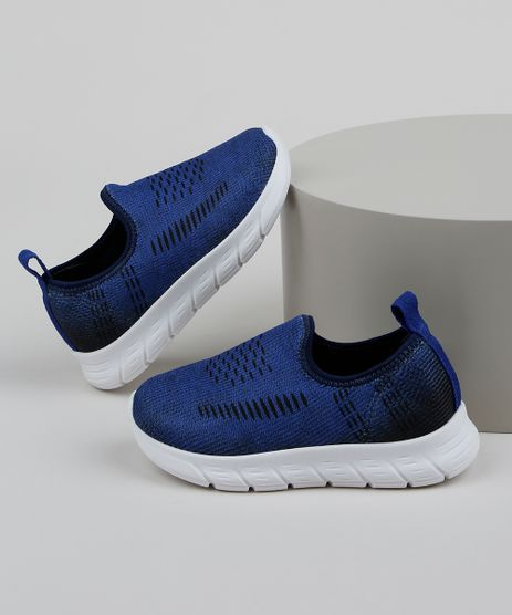 Tenis-Infantil-Molekinho-Knit-Calce-Facil-Texturizado-Azul-9961924-Azul_1