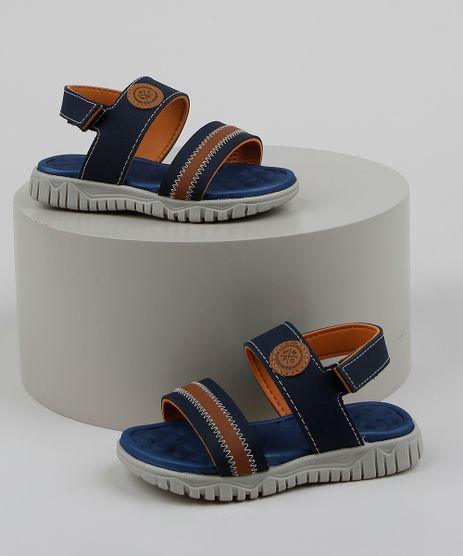 Sandalia-Papete-Infantil-Molekinho-com-Velcro-Azul-Marinho-9965580-Azul_Marinho_1