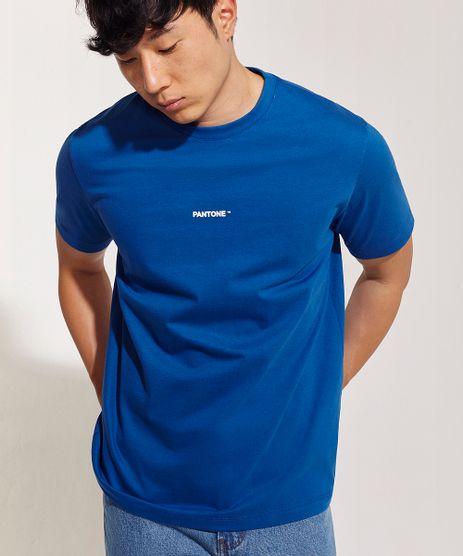 Camiseta-Masculina-Pantone-Manga-Curta-Gola-Careca-Azul-Escuro-9958967-Azul_Escuro_1