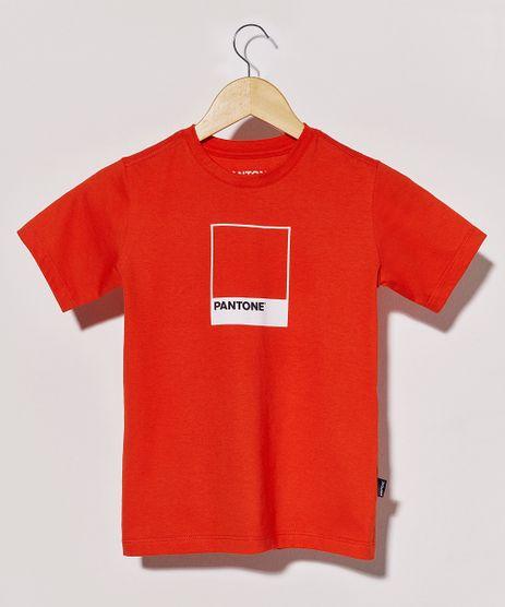 Camiseta-Infantil-Pantone-Manga-Curta-Vermelha-9956254-Vermelho_1