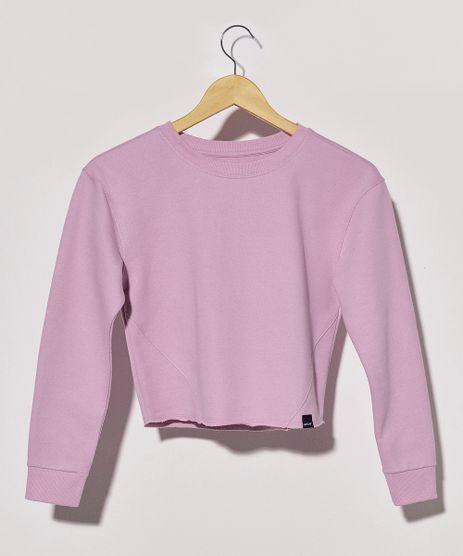 Blusao-de-Moletom-Juvenil-Pantone-Decote-Redondo-Rosa-9957974-Rosa_1