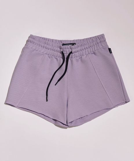 Short-de-Moletom-Juvenil-Pantone-Lilas-9957979-Lilas_1