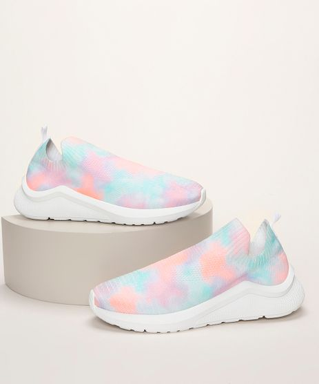 Tenis-Feminino-Oneself-Knit-Estampado-Tie-Dye-Multicor-9961145-Multicor_1