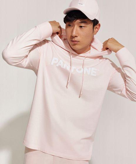 Camiseta-Masculina-Pantone-Manga-Longa-com-Capuz-Rosa-9959151-Rosa_1