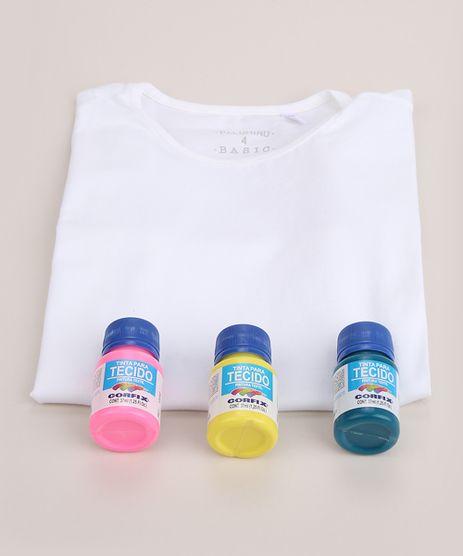 Kit-Infantil-para-Tie-Dye--Faca-Voce-Mesmo--de-Blusa-Manga-Curta-Branca---Tintas-Multicor-9963314-Multicor_1