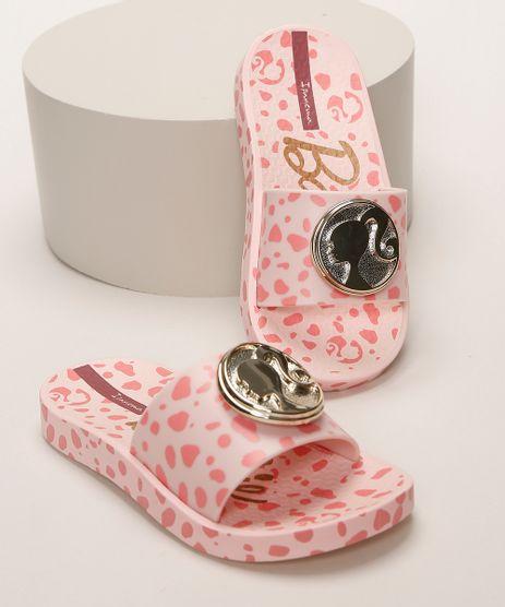Chinelo-Slide-Infantil-Barbie-Estampado-Animal-Print-Onca-Rosa-9961777-Rosa_1