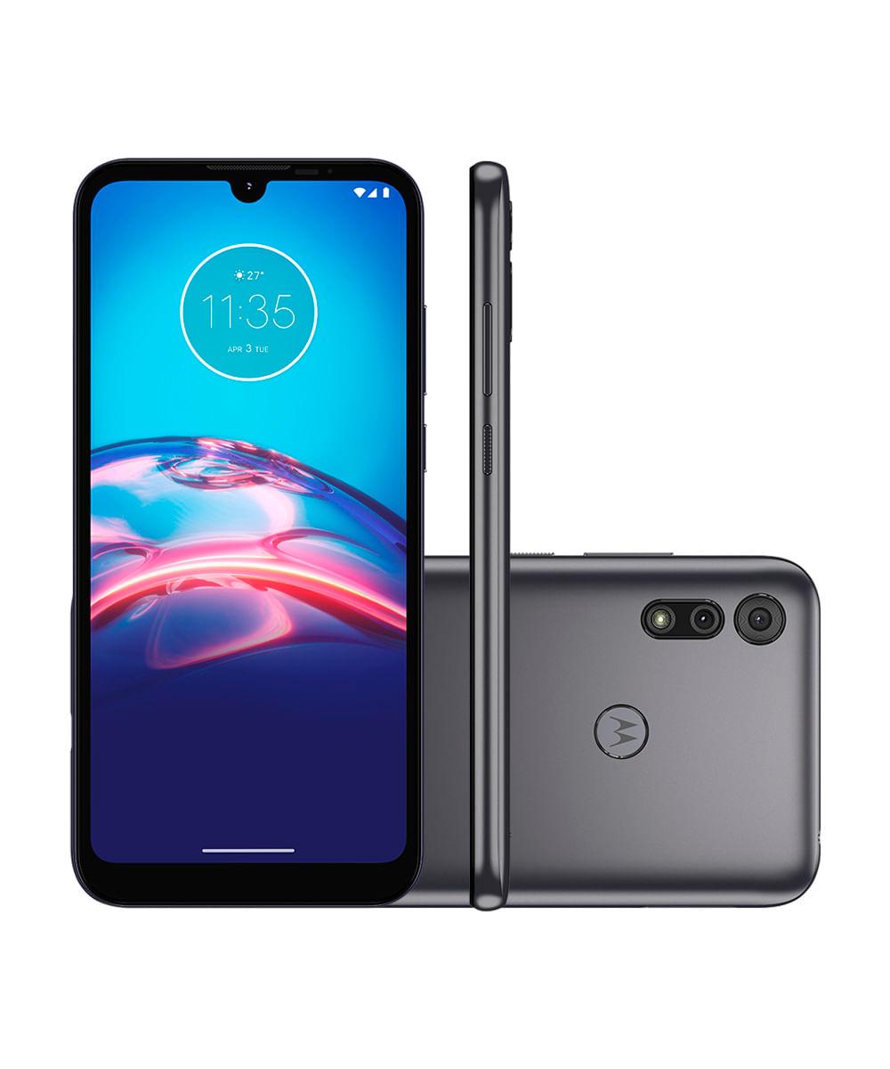 Smartphone Motorola XT2053 Moto E6S 32GB Titanium