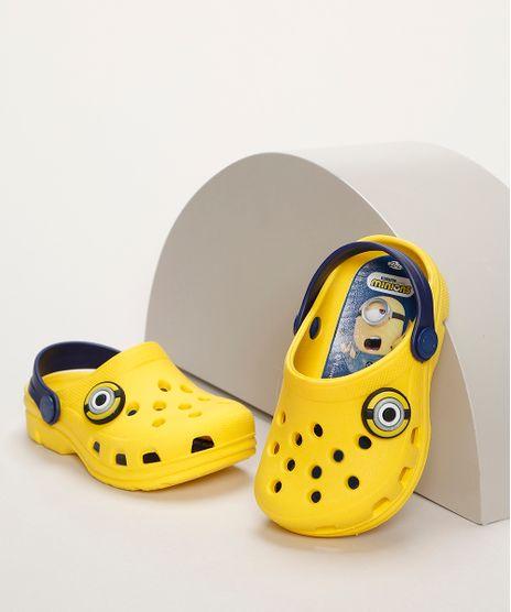 Babuche-Infantil-Minions-Amarela-9960962-Amarelo_1