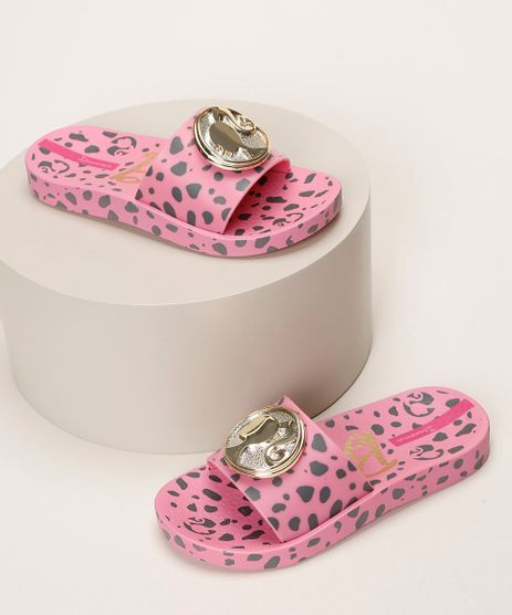 Chinelo-Slide-Ipanema-Infantil-Barbie-Estampado-Animal-Print-Onca-Pink-9961776-Pink_1