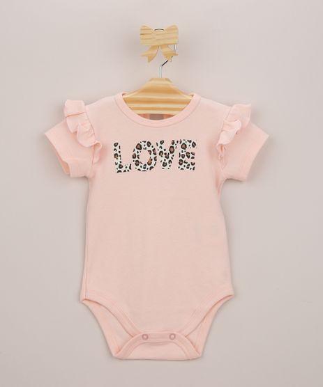 Body-Infantil--Love--com-Babados-Manga-Curta-Rosa-Claro-9951592-Rosa_Claro_1