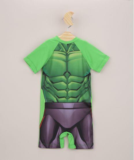 Macaquinho-Infantil-Hulk-Manga-Curta-com-Protecao-UV50--Verde-9957688-Verde_1