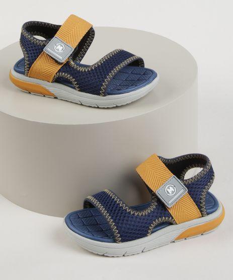 Sandalia-Papete-Infantil-Molekinho-com-Velcro-Azul-Marinho-9965588-Azul_Marinho_1