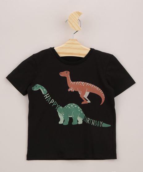 Camiseta-Infantil-Dinossauros-Manga-Curta-Preta-9965783-Preto_1