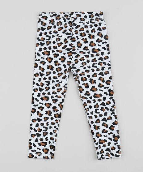 Calca-Legging-Infantil-Estampada-Animal-Print-de-Onca-Off-White-9952739-Off_White_1