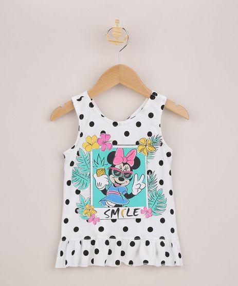 Regata-Infantil-Minnie-e-Mickey-Estampada-Poa-com-Babados-Off-White-9957980-Off_White_1