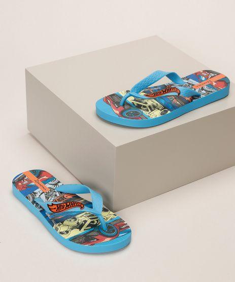 Chinelo-Infantil-Ipanema-Hot-Wheels-Azul-9961771-Azul_1