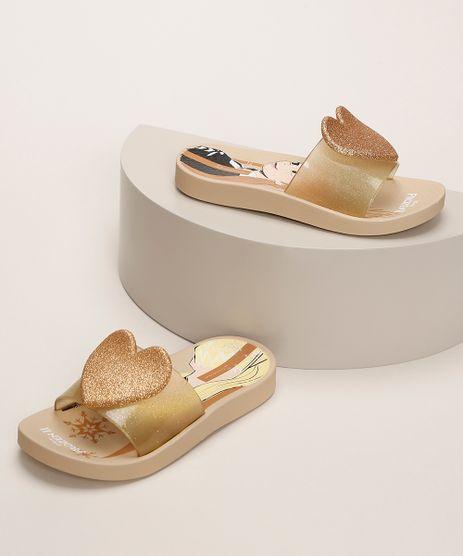 Chinelo-Infantil-Ipanema-Slide-Frozen-com-Coracao-e-Glitter-Dourado-9963785-Dourado_1