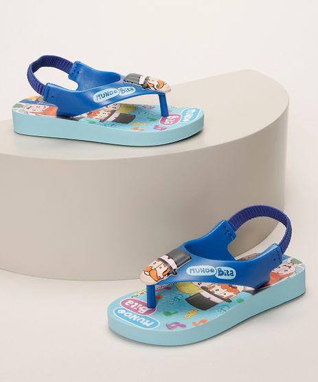 Chinelo-Infantil-Ipanema-Mundo-Bita-com-Elastico-Azul-9961768-Azul_1
