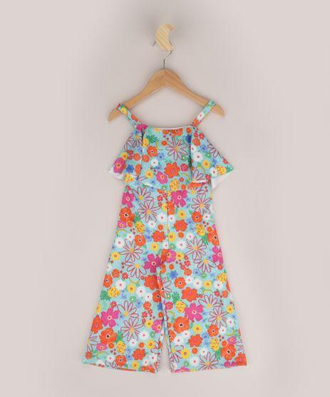 Macacao-Infantil-Midi-Pantalona-Estampado-Floral-Alca-Fina-Verde-9956571-Verde_1