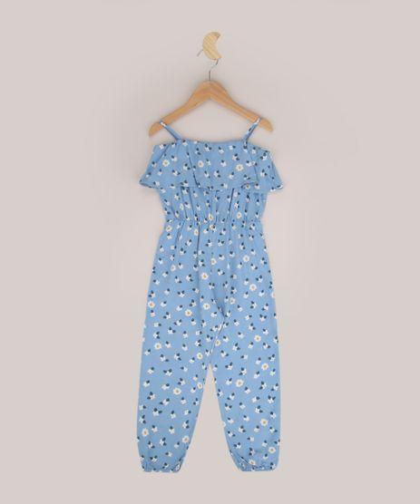 Macacao-Infantil-Midi-Estampado-Floral-Alca-Fina-Azul-9963679-Azul_1