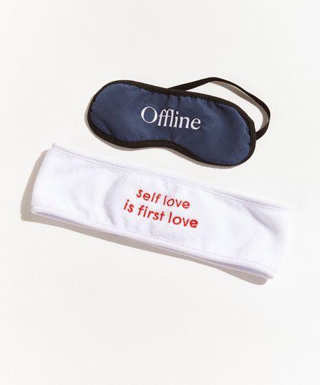 Kit-Mindset-Obvious-de-Tapa-Olho--Offline--Azul-Marinho---Faixa-de-Cabelo--Self-Love--Branca-9971617-Branco_1