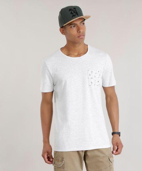 Camiseta-com-Bolso-Estampado-Cinza-Mescla-Claro-8679182-Cinza_Mescla_Claro_1