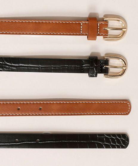 Kit-Feminino-de-2-Cintos-Skinny-com-Fivela-Multicor-9582580-Multicor_1_1