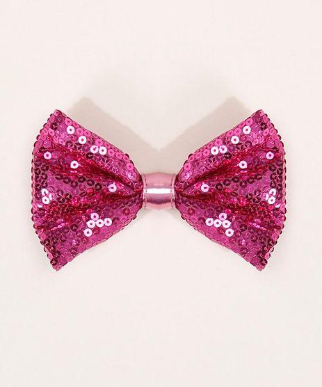 Presilha-Infantil-Bico-de-Pato-com-Laco-de-Paete-Pink-9963545-Pink_1