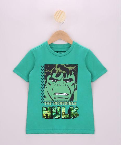 Camiseta-Infantil-Hulk-com-Paetes-Interativo-Dupla-Face-Manga-Curta-Verde-9957276-Verde_1