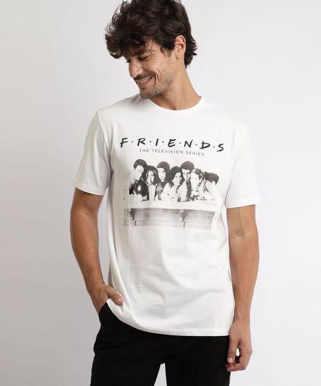Camiseta-Masculina-Friends-Manga-Curta-Gola-Careca-Off-White-9964037-Off_White_1