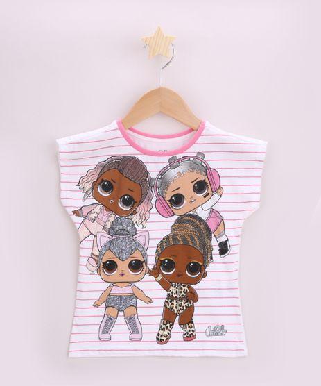Blusa-Infantil-LOL-OMG-Brilho-Manga-Curta-Rosa-9962421-Rosa_1