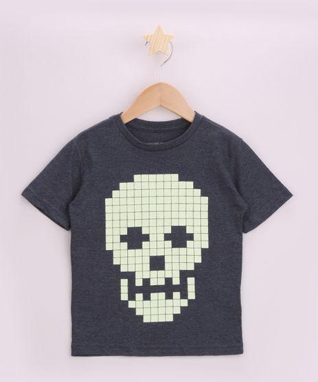 Camiseta-Infantil-Halloween-Caveira-Manga-Curta-Cinza-Mescla-Escuro-9962934-Cinza_Mescla_Escuro_1
