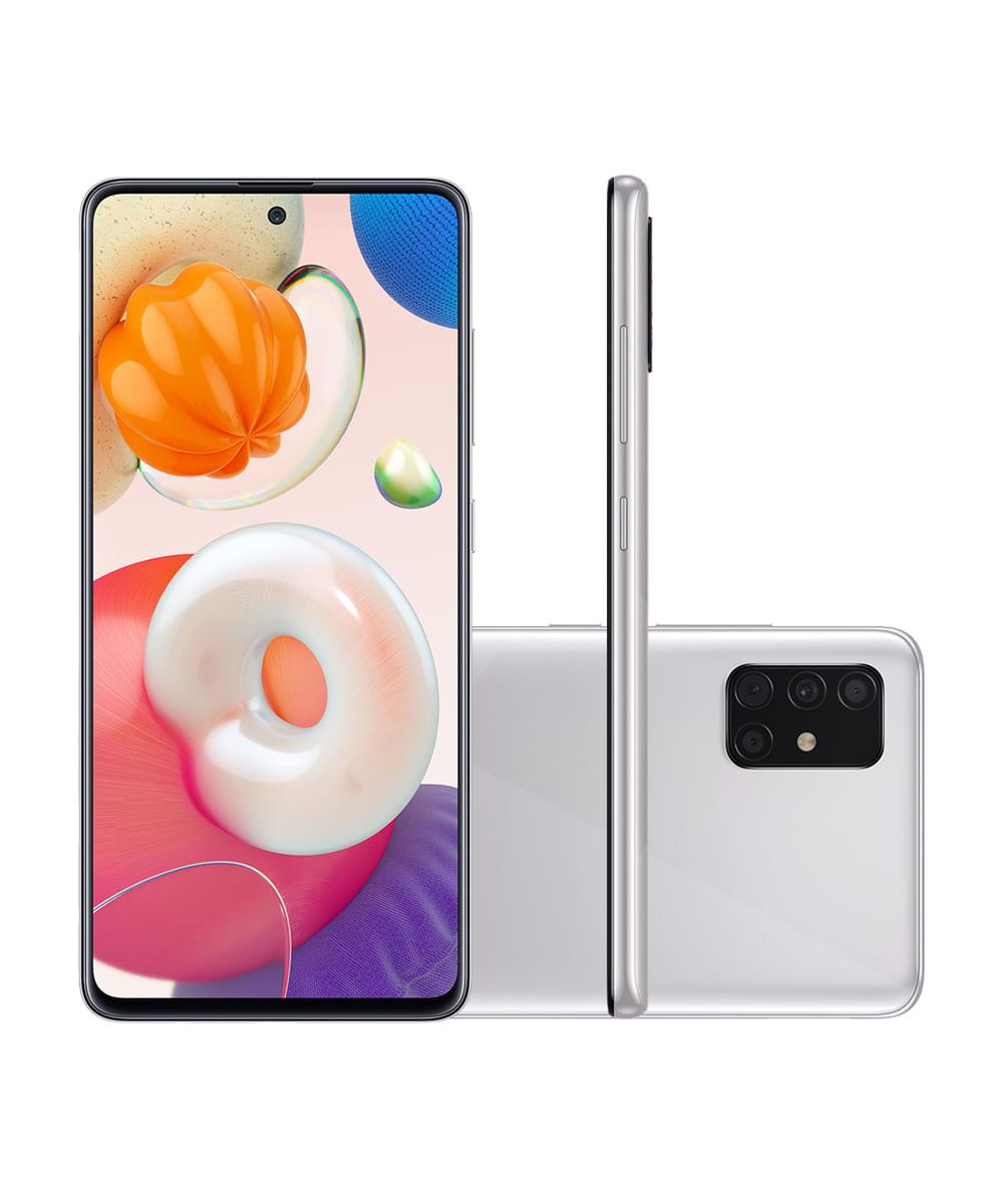 Smartphone Samsung A515F Galaxy A51 128GB Cinza