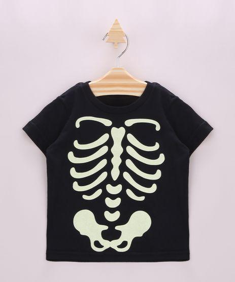 Camiseta-Infantil-Halloween-Esqueleto-Brilha-no-Escuro-Manga-Curta-Preta-9963013-Preto_1