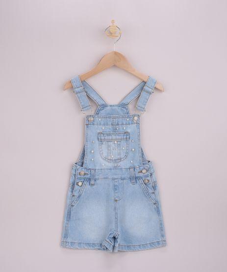 Jardineira-Jeans-Infantil-com-Bolsos-e-Perolas-Azul-Claro-9958716-Azul_Claro_1