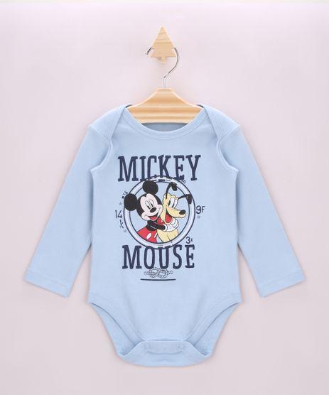 Body-Infantil-Mickey-e-Pluto-Manga-Longa-Azul-Claro-9932464-Azul_Claro_1