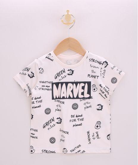 Camiseta-Infantil-Marvel-Manga-Curta-Off-White-9962410-Off_White_1