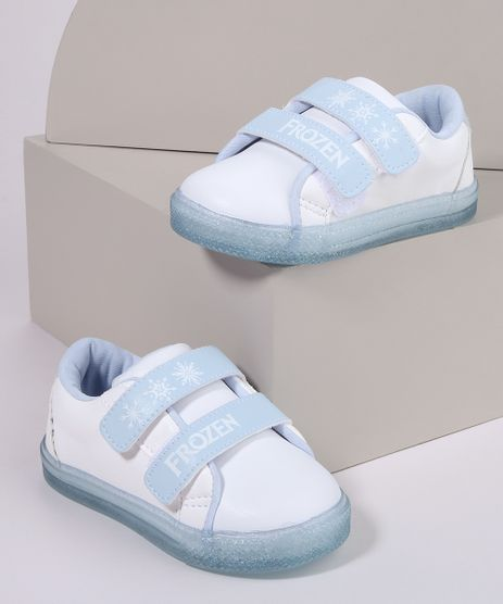 Tenis-Infantil-Frozen-com-Glitter-e-Tiras-com-Velcro-Branco-9964217-Branco_1
