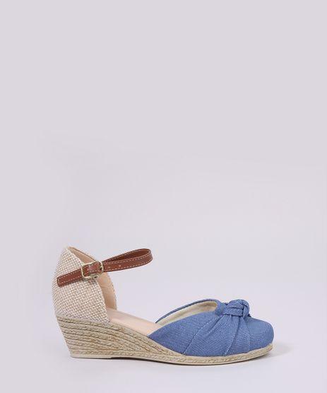 Sandalia-Infantil-Anabela-em-Jeans-com-Laco-e-Corda-Azul-Medio-9973282-Azul_Medio_2