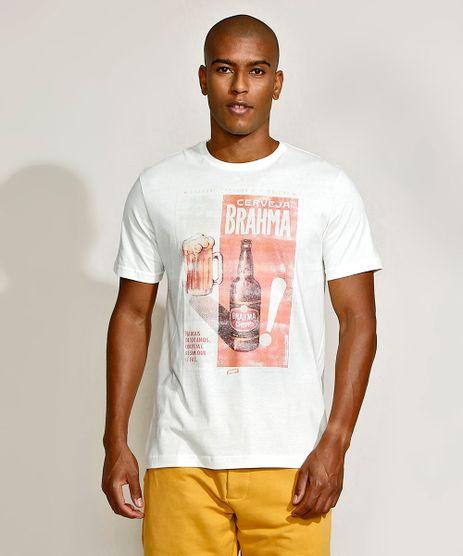 Camiseta-Masculina--Poster-Brahma--Manga-Curta-Gola-Careca-Branca-9956459-Branco_1