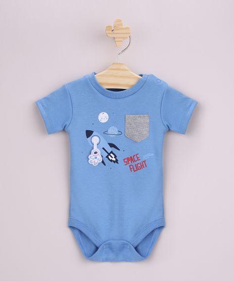 Body-Infantil-Astronauta-Estampa-Interativa-com-Bolso-Manga-Curta-Azul-9951496-Azul_1