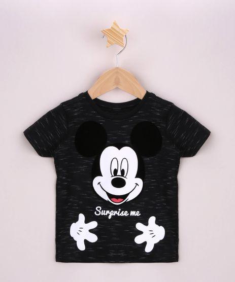 Camiseta-Infantil-Mickey--Surprise-Me--Manga-Curta-Preta-9755816-Preto_1