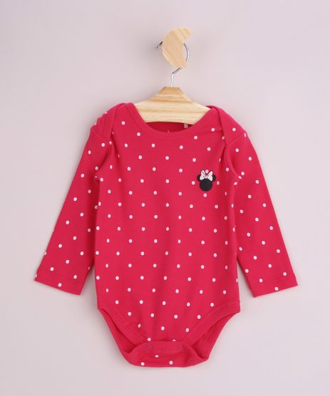 Body-Infantil-Minnie-Estampado-de-Poa-Manga-Longa-Pink-9947077-Pink_1