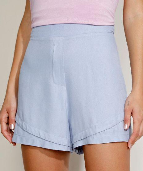 Short-Feminino-Cintura-Alta-Alfaiatado-com-Recorte-Azul-Claro-9969674-Azul_Claro_1