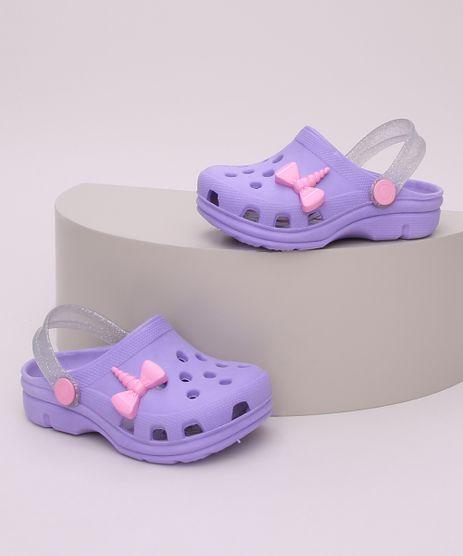 Babuche-Infantil-Unicornio-com-Glitter-Lilas-9959688-Lilas_1