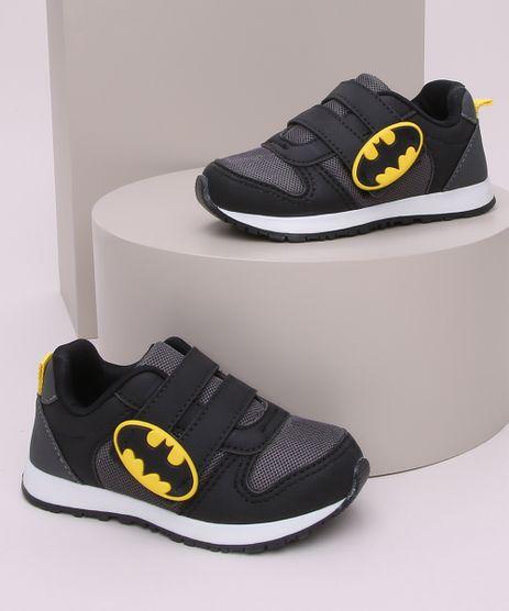 Tenis-Infantil-Batman-com-Tira-e-Velcro-Preto-9964208-Preto_1