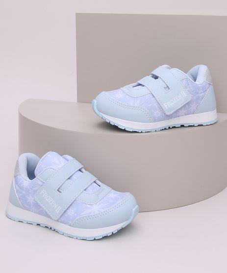 Tenis-Infantil-Frozen-com-Tira-e-Velcro-Azul-Claro-9964209-Azul_Claro_1