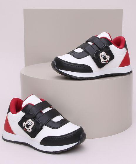 Tenis-Infantil-Mickey-com-Tira-e-Velcro-Branco-9964210-Branco_1