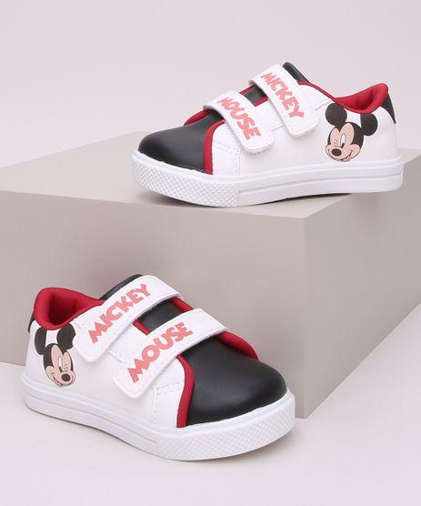Tenis-Infantil-Mickey-com-Tira-e-Velcro-Branco-9964218-Branco_1