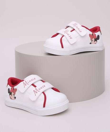 Tenis-Infantil-Minnie-com-Tira-e-Velcro-Branco-9964219-Branco_1